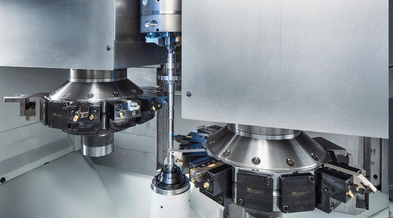 EMAG VT 2 - Modular Shaft Machining