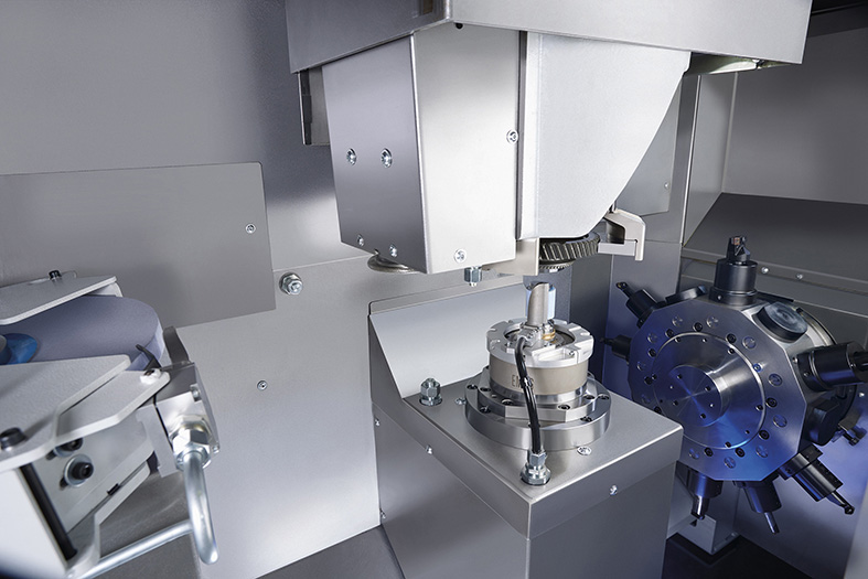 High-precision, efficient hard machining of passenger-car gearwheels