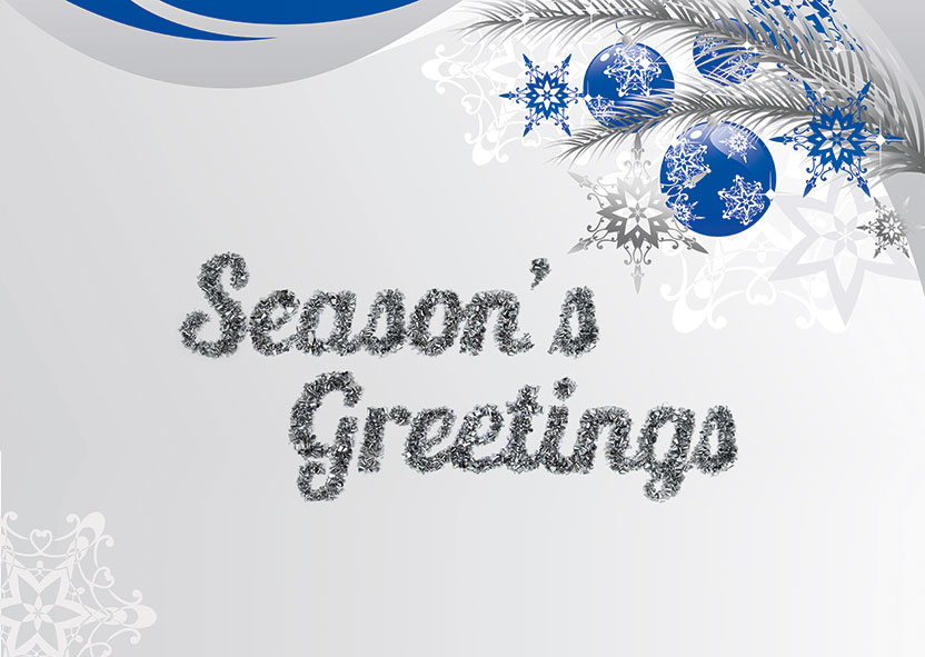Season's Greetings from EMAG!