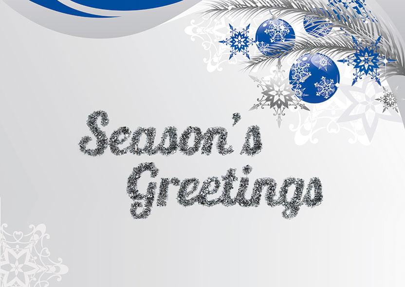 Season's Greetings from EMAG!