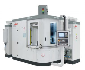 Induction hardening processes in electric motor production with an eldec hardening machine
