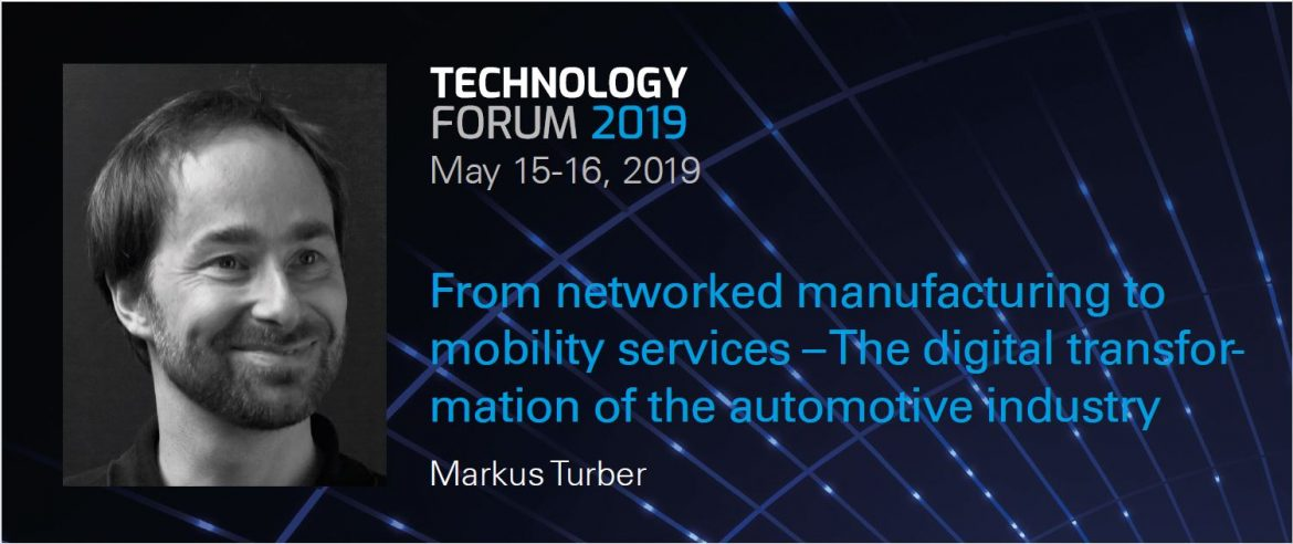 Interview with Markus Turber about his guest talk at the 2019 EMAG Technology Forum