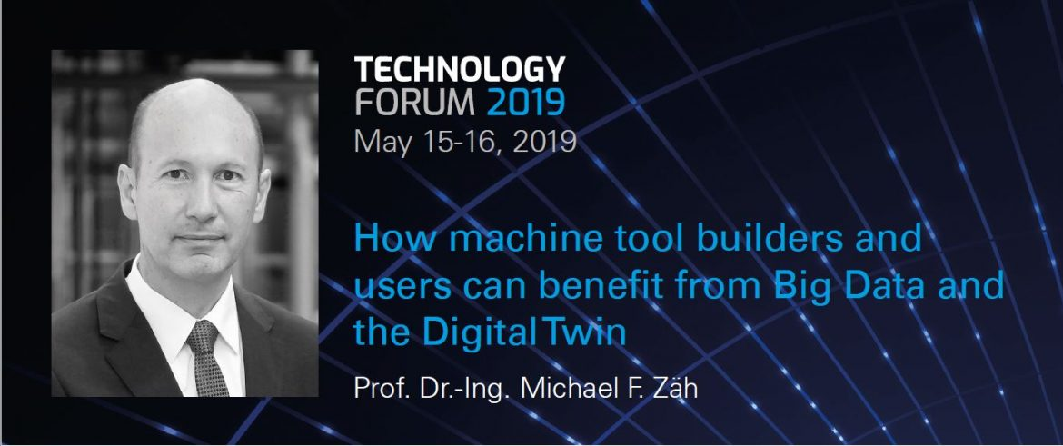 Technology Forum - Interview Prof. Michael F. Zäh