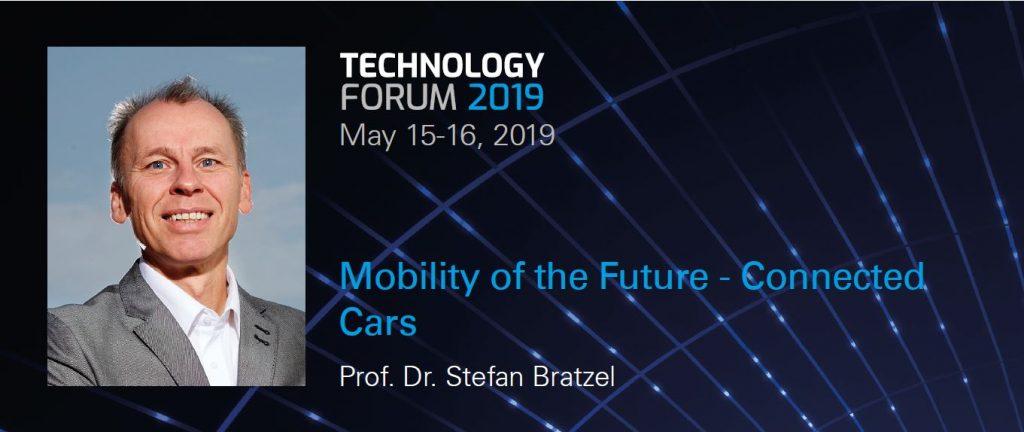 Prof. Stefan Bratzel - EMAG Technology Forum