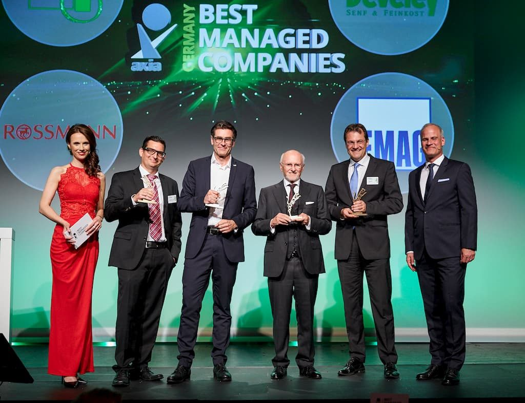 EMAG wins Axia Award