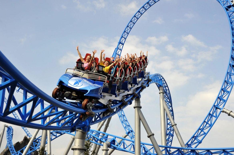 Induction Heating in Roller Coaster Engineering - EMAG eldec