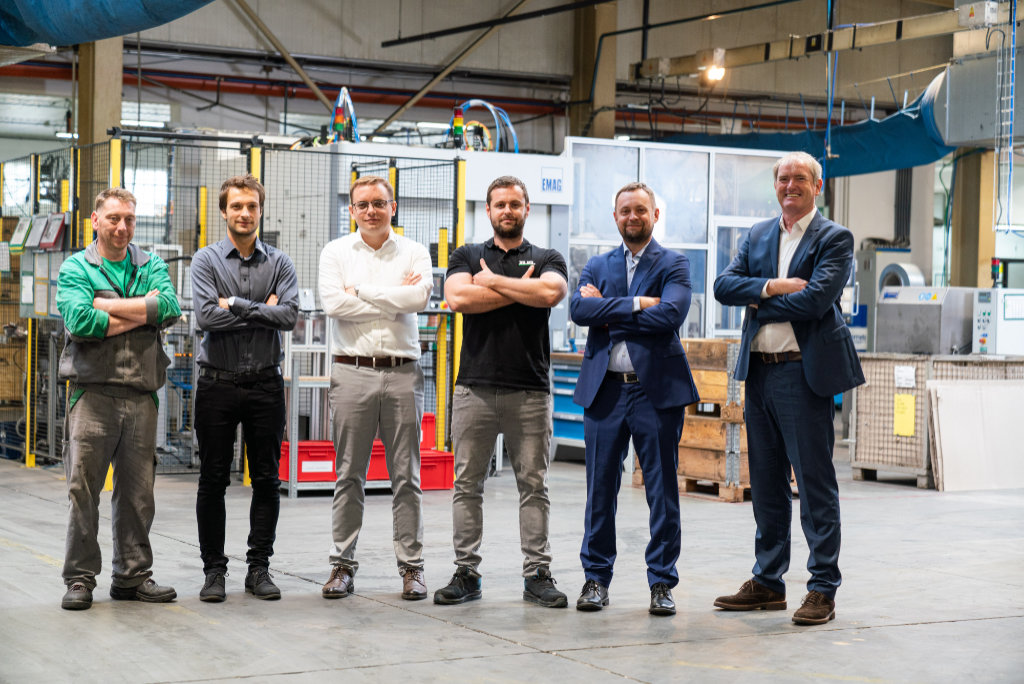 Supplier ZLKL establishes high-end manufacturing with EMAG