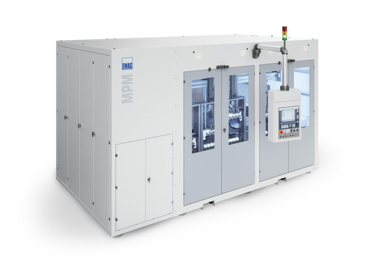 Neue MPM-Maschine vom EMAG ECM