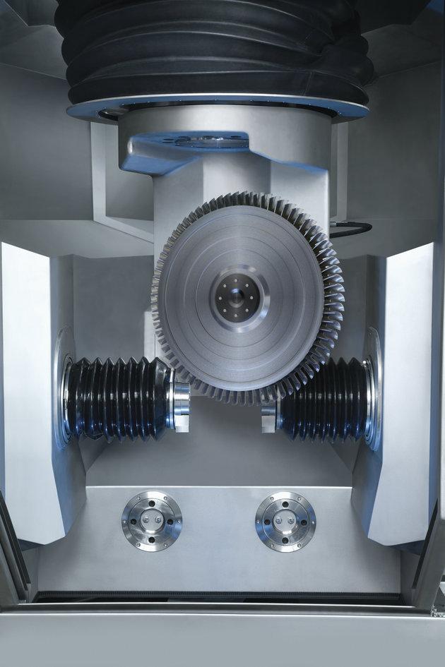 Turbinenbau: PECM von EMAG sorgt für Präzision.