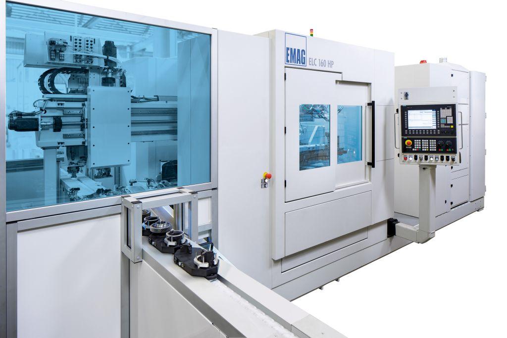 Laserschweißen: EMAG LaserTec entwickelt ganzheitliche Systeme