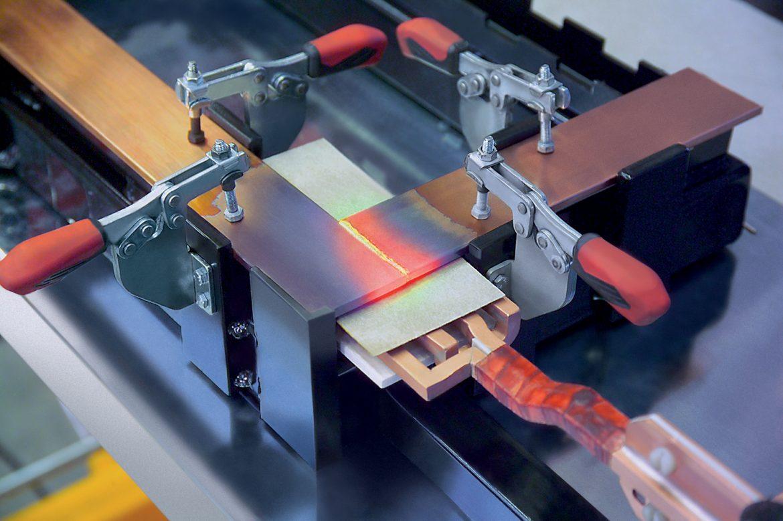 Induktives Löten - Technologie von eldec