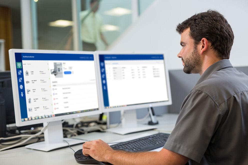 Industrie-4.0: ganzheitliche Lösungen von EMAG