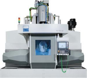 Blisk-Bearbeitungsmaschine PO 900 BF