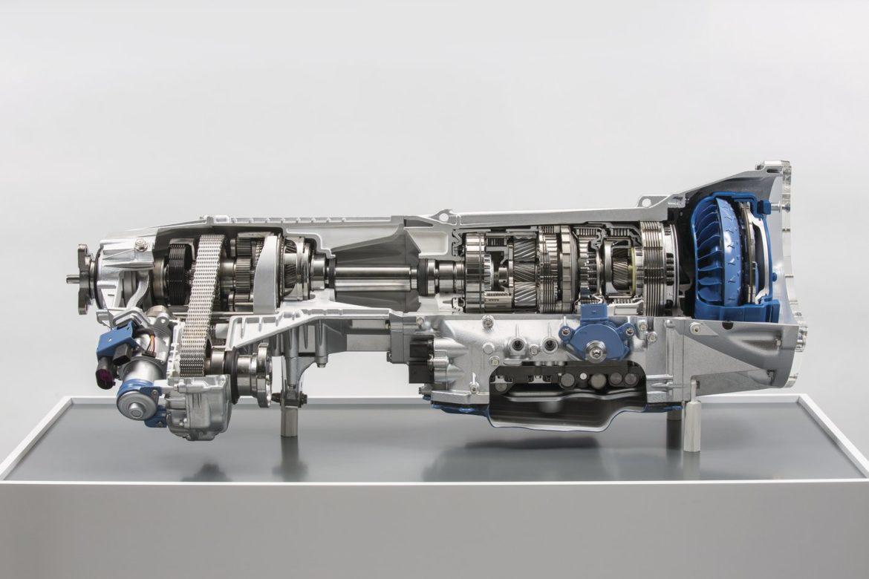Automatikgetriebe von Audi