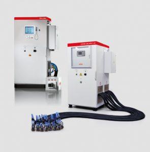 Generatoren von EMAG eldec für den Maschinenbau