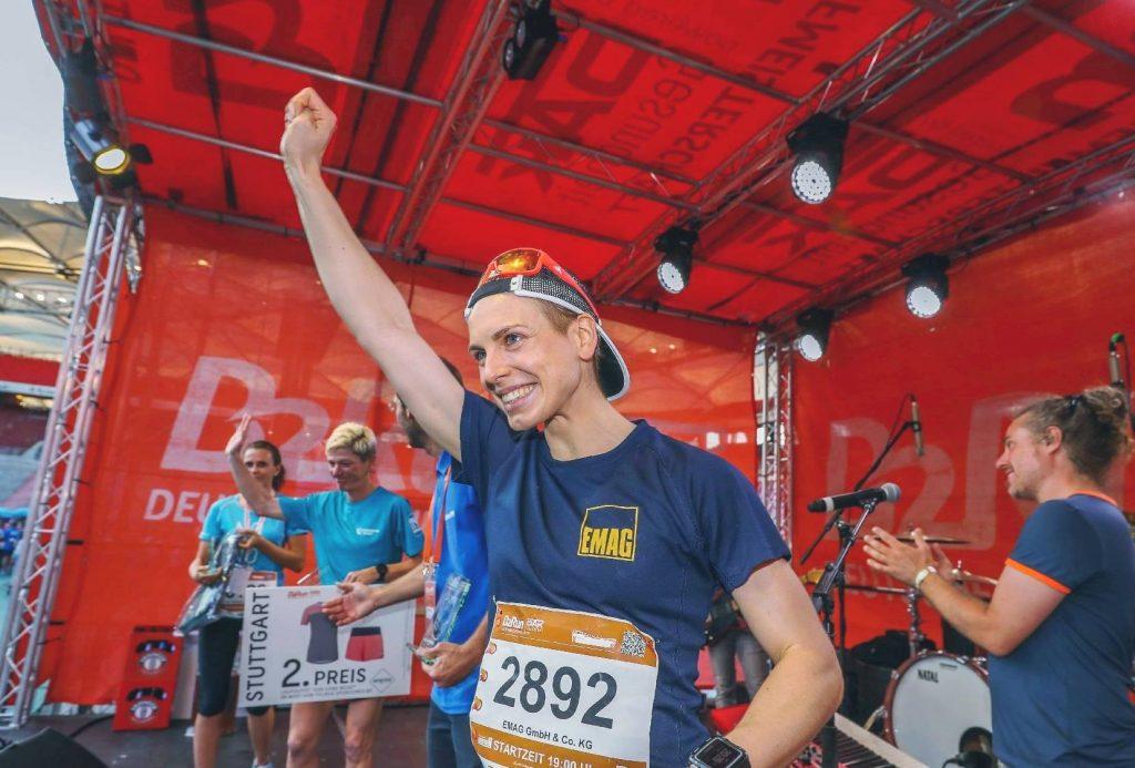 Im Juli beteiligte sich EMAG am B2Run in Stuttgart und wurde zur fittesten Firma gewählt