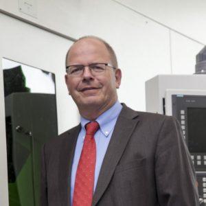 LaserTec Geschäftsführer Dr. Andreas Mootz