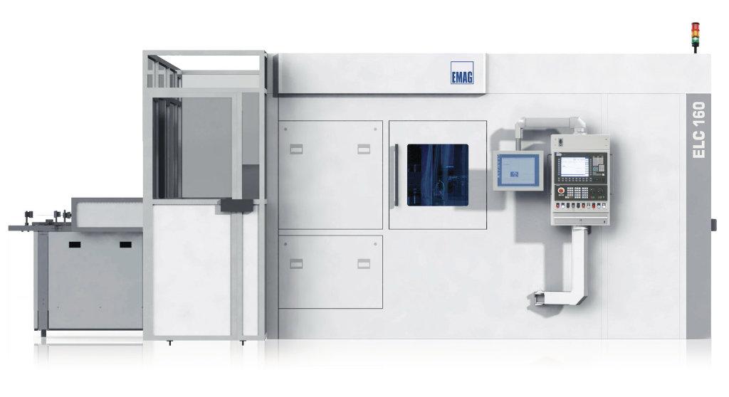 Laserschweißmaschine ELC 160