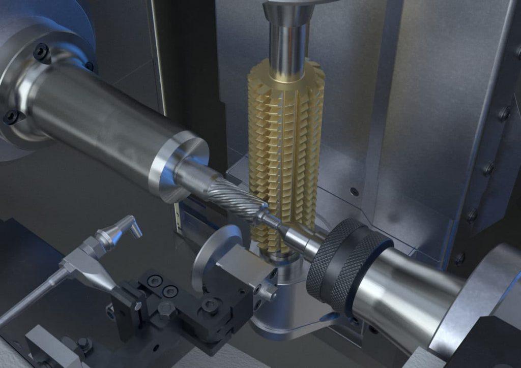 Horizontale Verzahnungsmaschine HLC 150 H von EMAG KOEPFER