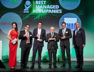 Axia Award 2019 - die Gewinner