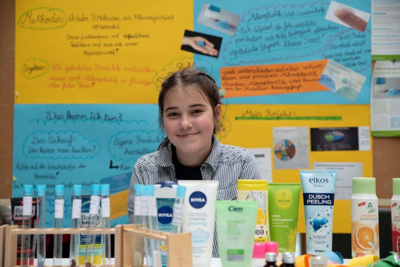Jugend forscht Gewinnerin 2019 - Chemie