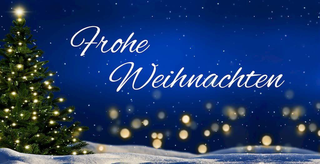 Fröhliche Weihnachten wünscht EMAG