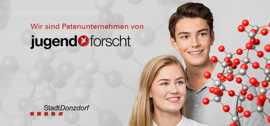Jugend Forscht Header Website D E