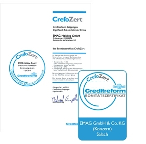 Credit Worthiness Certificate D E