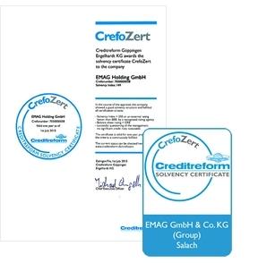 Credit Worthiness Certificate En