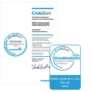 Credit Worthiness Certificate Ru