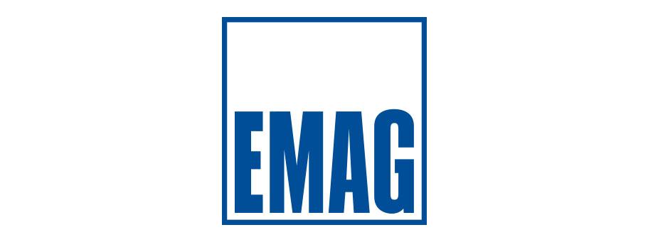 V2 E M A G Logo Zentriert