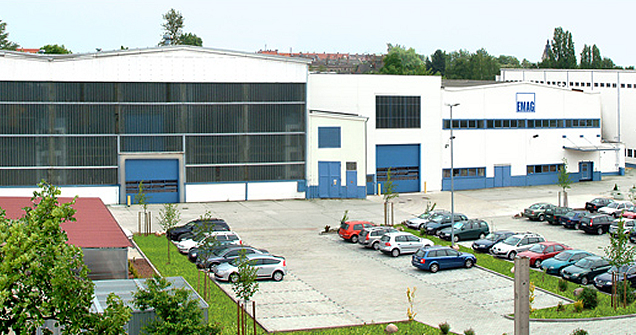 Location Emag Leipzig