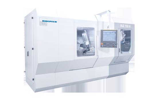 HLC 150 H Gear Hobbing Machine from EMAG Koepfer