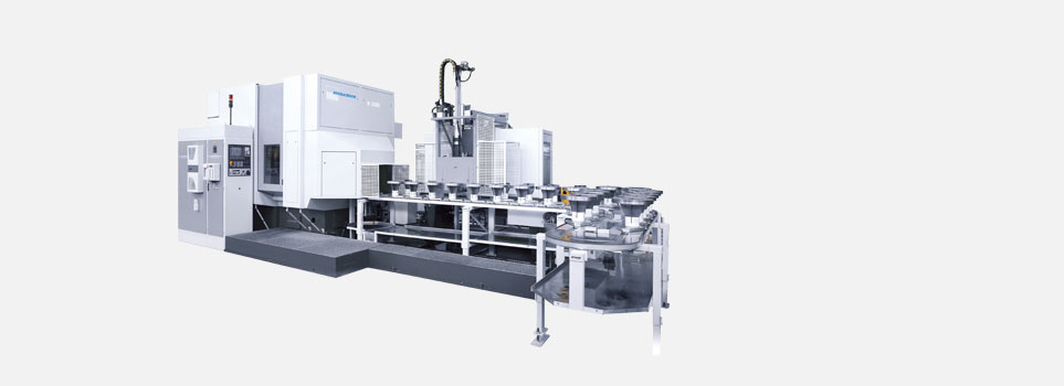 Banner Gear Hobbing Machines Vertical Overview