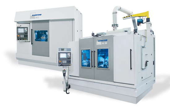 Cylindrical grinders from EMAG