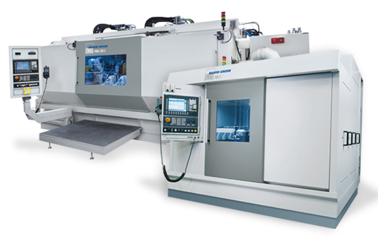 Crankshaft Grinding Machines from EMAG