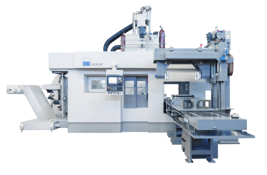 VLC MT series machining centers from EMAG