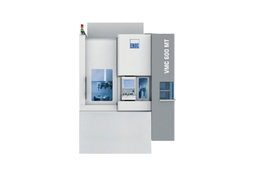 VMC MT machines from EMAG