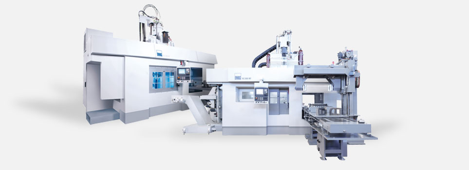 CNC machining centers from EMAG