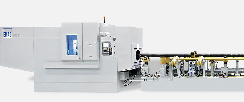 Banner Tube Sleeve Machining Centers Overview