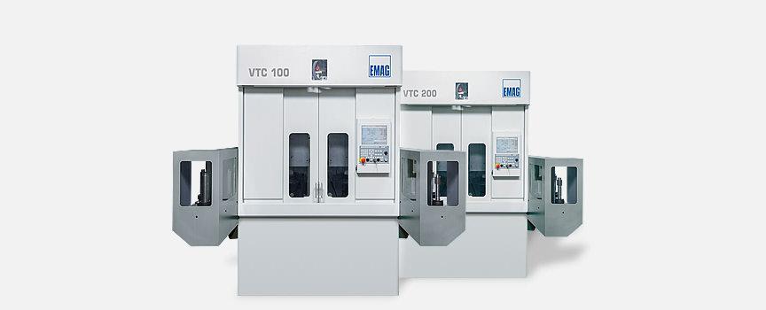 CNC-Drehzentren Customized VTC – Komplettbearbeitung von Wellen