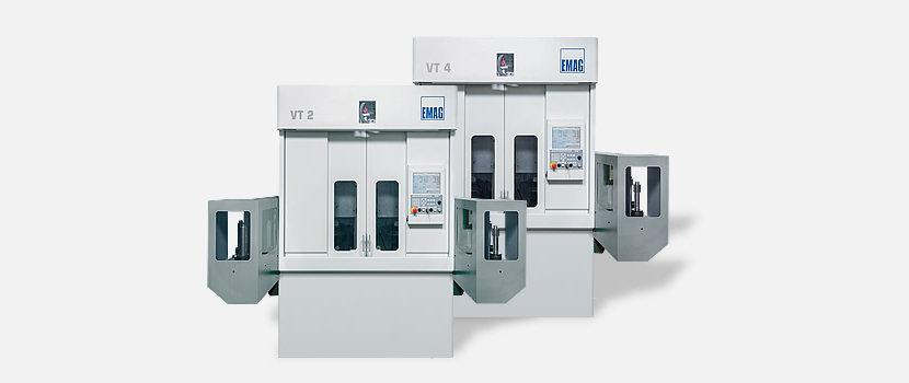 Les machines de tournage CN de la gamme VT : Quatre axes, des déplacements courts, une broche principale puissante